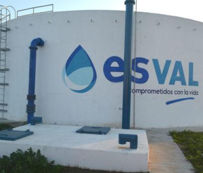 $2.700 millones invertirá ESVAL en diversas obras en San Esteban