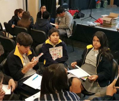 Colegios Municipales de Los Andes consolidan resultados positivos en prueba SIMCE