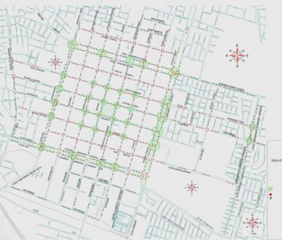 Cambio de sentido de tránsito en 15 calles de San Felipe se implementará el 19 de julio