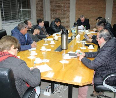 MOP anuncia a Mesa Hídrica de Panquehue medidas para mejor uso y distribución del agua