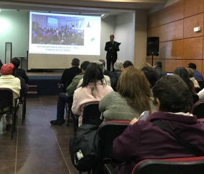 Los Andes presenta nuevo Plan de Desarrollo Comunal 2019-2022