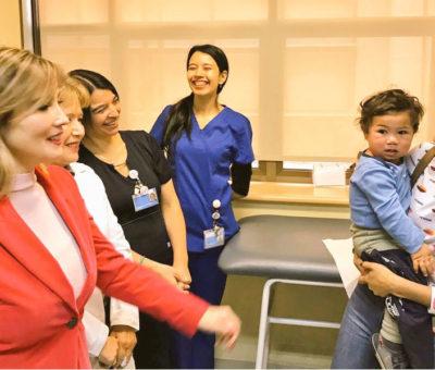 Servicio de Salud Aconcagua lanzó Campaña de Invierno con énfasis en la prevención
