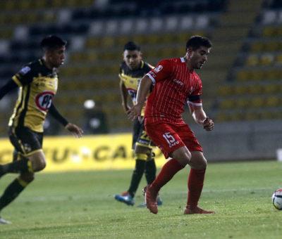 Unión San Felipe eliminó a Coquimbo Unido en Copa Chile