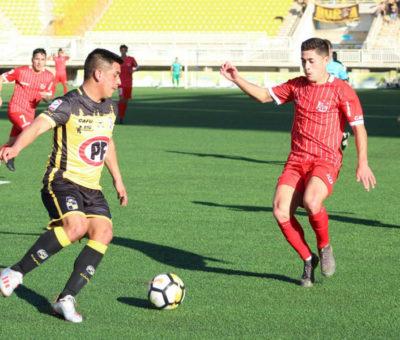 Contundente triunfo de Unión San Felipe sobre Coquimbo en Copa Chile