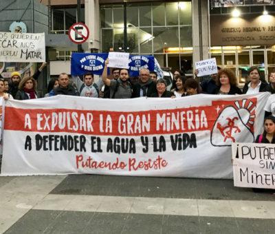 Alcalde Reyes declara su oposición a nuevo proyecto de Sondajes Mineros de Los Andes Cooper en Putaendo