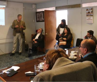 Compañía Vizcachitas Holding expuso a Concejo Municipal de Putaendo proyecto de nuevos sondajes