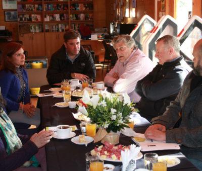 Panquehue, Catemu y Llay Llay se unen para postular al programa comuna energética