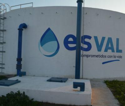 27 mil hogares de Los Andes serán beneficiados con inversión de $3.500 millones de Esval