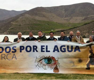 Asociación de Municipios de Aconcagua en Petorca tratan problemática del Agua