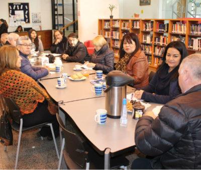 Encargados de cultura de Municipalidades de Aconcagua se reunieron en Panquehue
