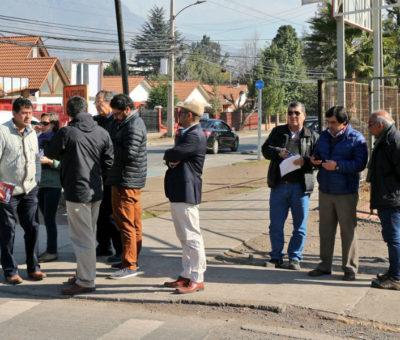 Cambio de sentido de Tránsito en calles de San Felipe parte este viernes 19 a las 16:00 horas