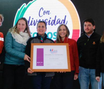 """Andina recibe del Ministerio de la Mujer y Equidad de Género sello """"Iguala-Conciliación"""""""