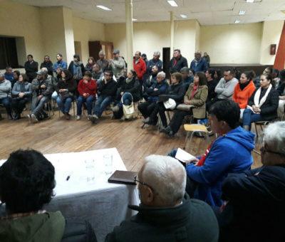 "Comerciantes ""on fire"" exigen revertir cambio de sentido de tránsito en calles de San Felipe"