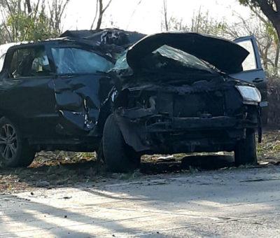 Joven conductor muere tras impactar automóvil con árbol en la ex Ruta CH-60, sector El Peñón en Panquehue