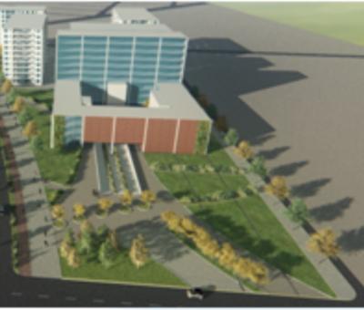 Alcalde Rivera aseguró que hay nueva propuesta para financiar construcción de nuevo edificio municipal de Los Andes