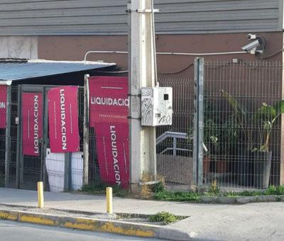 Delincuentes roban más de 193 millones en especies tecnológicas de tienda Falabella en San Felipe