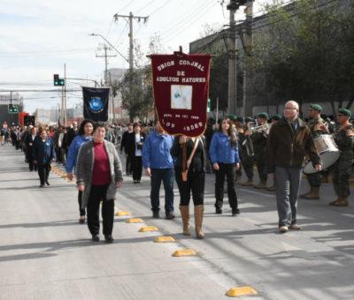 Con anuncios de grandes proyectos en tradicional desfile Los Andes culminó celebración de sus 228 años