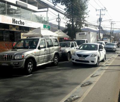 Calle Merced en San Felipe ahora tiene tres cuadras de estacionamientos