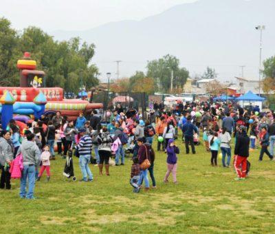 Los Andes Día del Niño será celebrado en el Parque Urbano