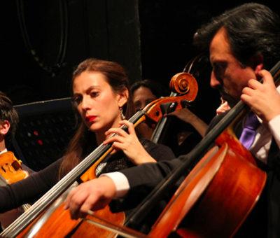 Orquesta de Cámara de Chile se presenta en iglesia de Santa Filomena en Santa María