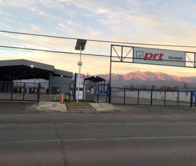 Cierran nueva planta de revisión técnica de Los Andes por no cumplir con obras de mitigación vial