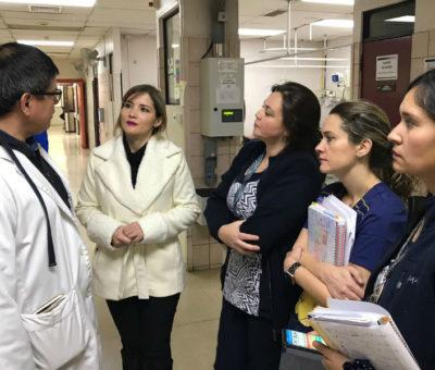 Directora del Servicio de Salud Aconcagua llamó a los médicos EDF a deponer paralización
