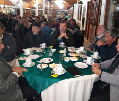 Minera Vizcachitas sostuvo positivo Diálogo Abierto con organizaciones de Putaendo