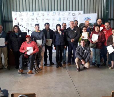 150 crianceros de Putaendo fueron los primeros en recibir apoyo de INDAP por Emergencia Agrícola