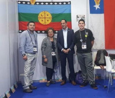 En Emiratos Árabes Unidos delegación de Escuela El Sauce de Los Andes destaca en Expo Ciencia Internacional