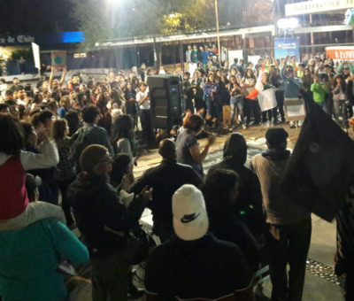 Marcha por cambio climático de Fridays for Future también recorrió las calles de San Felipe