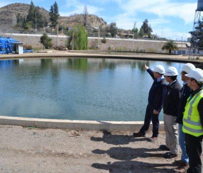 Esval aumentará su producción en 200 millones de litros de agua potable durante Fiestas Patrias