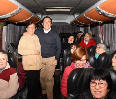 Los Andes con distintas actividades celebrará mes del adulto mayor