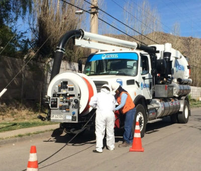 500 millones invierte Esval para ampliar red de aguas servidas en San Esteban
