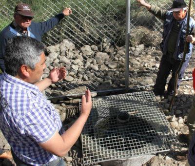 Familias de Los Espinos en San Esteban después de 50 años contarán con agua potable