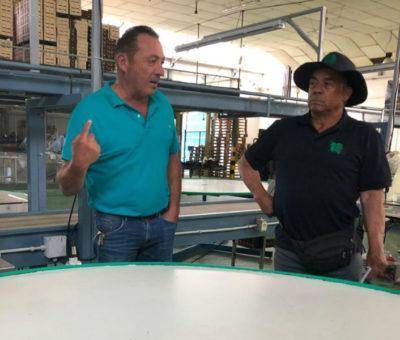 Agricultores de Aconcagua realizaron gira técnica a España para perfeccionarse en uso eficiente del agua