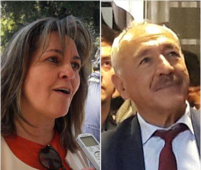 Alcalde de San Felipe Patricio Freire demandó a Concejal Patricia Boffa por injurias y calumnias