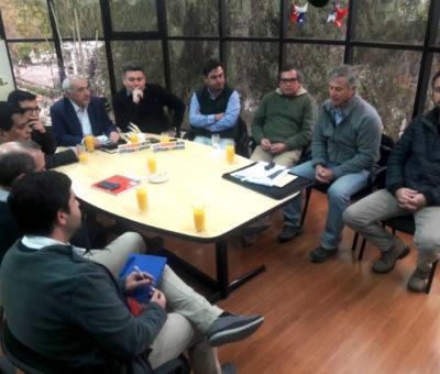 Regantes aseguran que Pronóstico de Disponibilidad de Agua es alarmante en el río Aconcagua