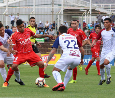 El Uní Uní ganó a Santa Cruz instalándose en zona de Liguilla