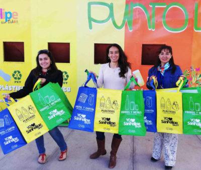 Campaña #YoquieroSanFelipeLimpio reconocerá a vecinos que reciclan y usan puntos limpios en la comuna