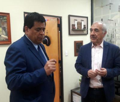 Alcaldes de San Felipe y Santa María se opone a que Gobierno coloque en turno el río Aconcagua en favor de Quillota