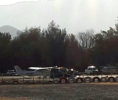 Joven andina muere tras ser golpeada por hélice de avioneta en aeródromo de San Rafael