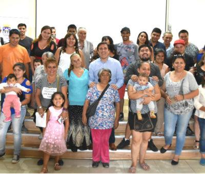 En Los Andes 30 familias serán erradicadas del emblemático ex Campamento Bicicross