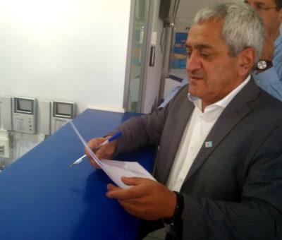 Denuncian a la Fiscalía presuntas irregularidades en el Departamento de Finanzas de la Municipalidad de Rinconada