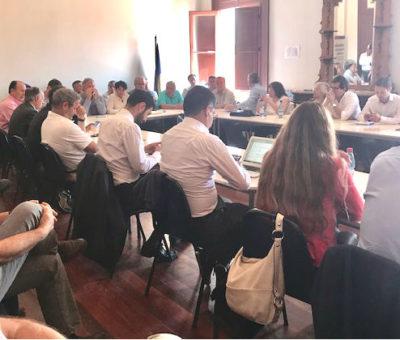 """Juntas de Vigilancias del río Aconcagua mantienen  """"acuerdo"""" de redistribución del agua de la cuenca"""