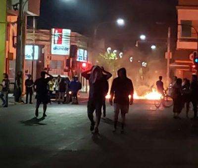 Hospitales han constatado lesiones a 495 personas durante período de manifestaciones en Aconcagua