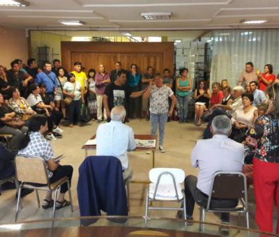 Concejo Municipal de San Felipe aprobó ordenanza que regulará feria de las pulgas 2 y 3 en Diego Almagro
