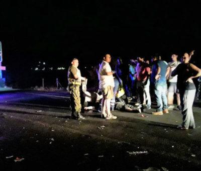 Víctima de graves lesiones sufridas tras colisionar con minibús en Putaendo muere motociclista