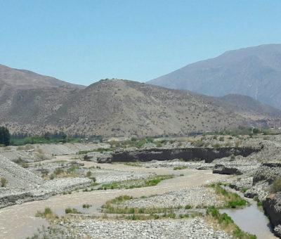 Nuevos pozos del MOP en ribera del río Aconcagua en San Felipe no requieren autorización municipal