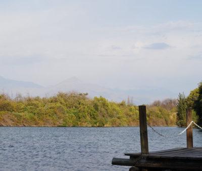 Mujer encontrada sin vida en aguas de Laguna Tricahue en San Felipe permanece como N.N.