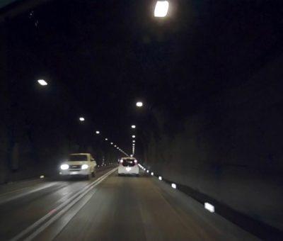 En marcha cierre nocturno del túnel Chacabuco de domingo a martes